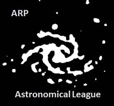 Arp Peculiar Galaxy Program Pin