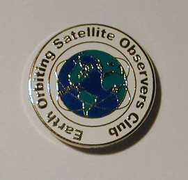 EOSOC Observing Program Pin