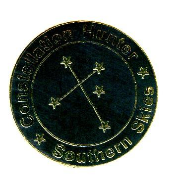 Constellation Hunter Program - Southern Pin