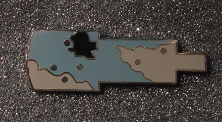 Southern Skies Telescopic Program Pin