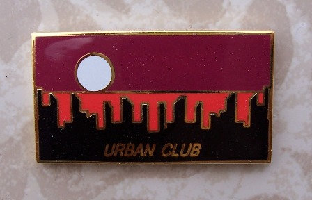 Urban Program Pin
