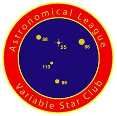 Variable Star Program Pin