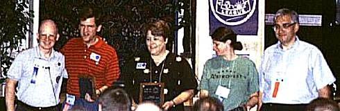 1998 Wright Award Winners