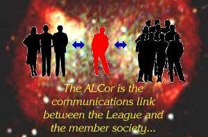 ALCors are the link
