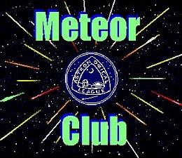 Meteor Club Logo