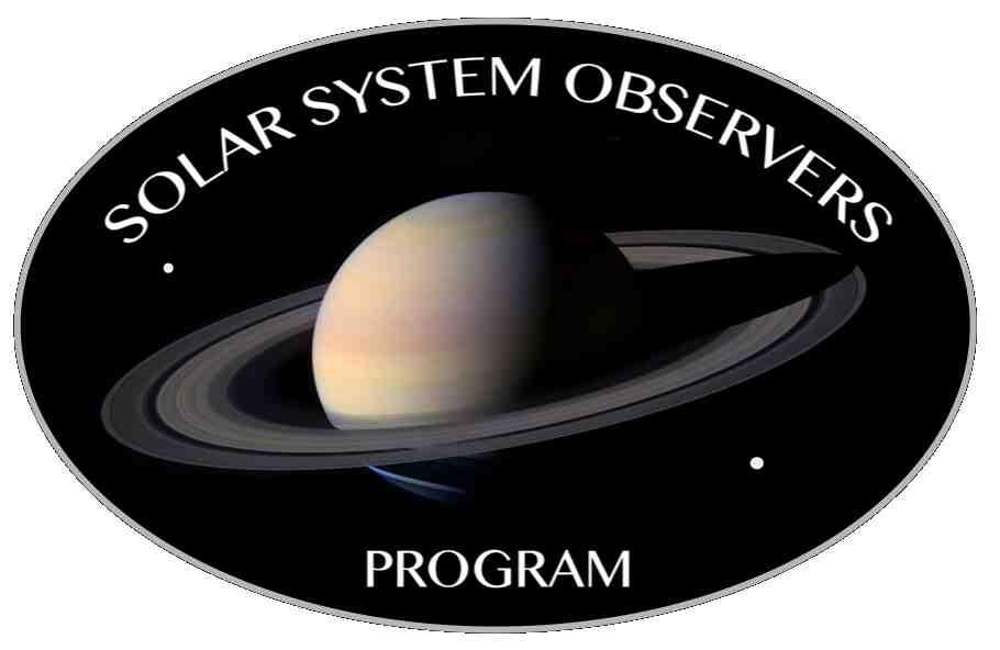Solar System Program Pin