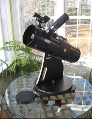 Library Program Telescope