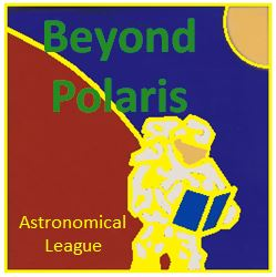 Beyond Polaris Obsearving Program Pin