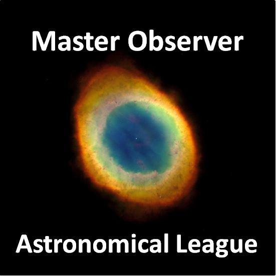 Master Observer Award