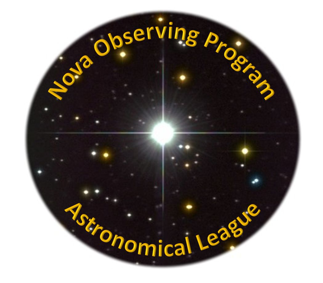 Nova Observing Program Pin